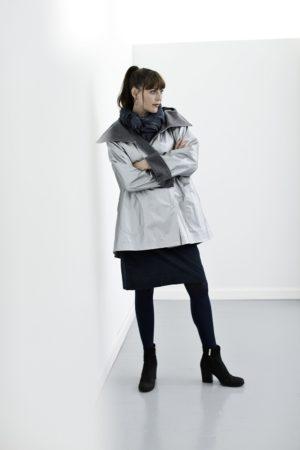 sølv jakke silver jacket