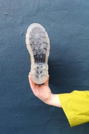 Gul støvlet fra Lofina
