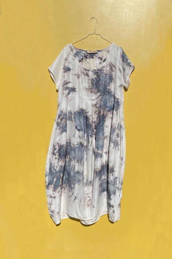 Privatsachen hand-dyed silk dress